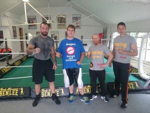 Patrick Korte, Jan Kleen, Sebastian Tlatlik, Frank Rose
