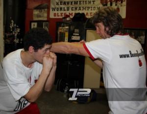 Das Training ist hart, aber effektiv … (Foto@FirstPunch)